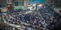 HAMAS - Gazze Şehitlerini Uğurladı