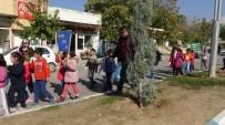 Gercüş'te Öğrenciler Temiz Çevre İçin Çöp Topladı