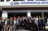 5 YILDIZLI OTEL - Gündoğmuş Kültür Merkezi Açıldı