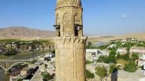 GÜNEYDOĞU ANADOLU PROJESI - Hasankeyf'teki 609 Yıllık Er-Rızk Camisi Taşınıyor