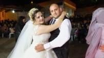 Hastaneden Çıktı, Kırık Kolla Düğün Yaptı