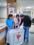 HASTANE YÖNETİMİ - Hayat Hastanesinden 'Organ Bağışı' Standı