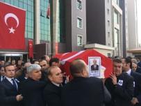 DANIŞTAY BAŞKANI - Hayatını Kaybeden Ali Telli İçin Adliyede Tören Düzenlendi