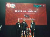 İSTANBUL ÜNIVERSITESI - İNGEV Raporu Açıklaması İzmit En Gelişmiş Belediye