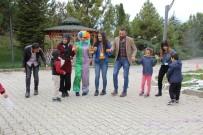 AVRUPA ŞAMPİYONU - İnönü Üniversitesi'nde Özel Çocuklarla Özel Bir Gün