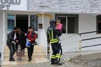 Iraklı Ailenin Evinde Yangın Çıktı Açıklaması 7 Kişi Hastanelik Oldu