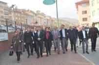 COŞKUN GÜVEN - İŞKUR Müdürü Coşkun Güven Belediye Başkanlığı Adaylığına Müracaatını Yaptı