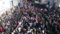 HAMAS - İsrail Saldırısında Şehit Olan 7 Filistinli Defnedildi