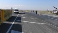 HELIKOPTER - Jandarma, Helikopter Destekli Trafik Denetimine Devam Ediyor