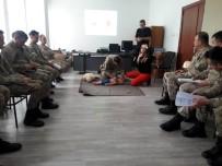 Jandarma Personeline İlk Yardım Kursu