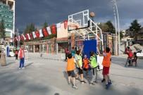 Kahramanmaraş'ta Sokak Turnuvaları