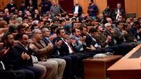 Kahramanmaraş'ta 'Yeniden Dirilişe Bir Tutkum Var' Söyleşisi