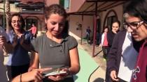 Kamuflaj Desenli Mekik Kelebeği Marmaris'te Görüldü