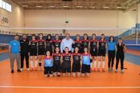 Kayseri OSB Teknik Koleji Atletikspor İlk Mağlubiyetini Aldı