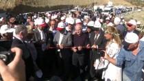 MUSTAFA AKINCI - Kıbrıs'ta Derinya Ve Aplıç Sınır Kapıları Açıldı