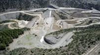 Kılavuzlar Barajı'nın Yüzde 88'İ Tamamlandı