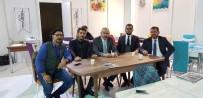 KTO Yönetimi İstanbul Fuarındaki Kayseri Firmalarını Ziyaret Etti