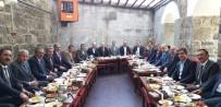 ÜLKÜCÜ - MHP Durum Değerlendirmesi Yaptı