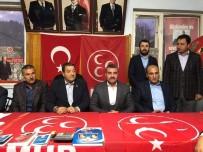 Milletvekili Fendoğlu Kuluncak'ı Ziyaret Etti
