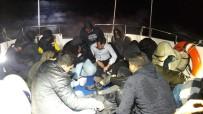 İSTANKÖY - Ölüme Yolculuğu Sahil Güvenlik Engelledi