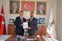 OSB Müdürü Mesut Eray Aday Adaylığını Açıkladı