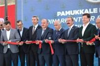 Pamukkale'de Pınarkent'e Kır Düğün Salonu Hizmete Girdi