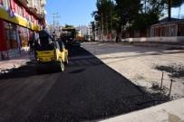 DOĞALGAZ - Parke Taşlı Cadde Asfaltlanıyor