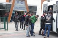 'Pert Oto' Operasyonunda 5 Tutuklama