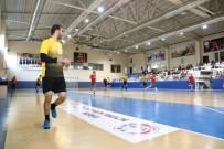 HENTBOL - Selka Eskişehir Hentbol Takımı Açıklaması 31 - Adıyaman Belediyesi Hentbol Takımı Açıklaması30