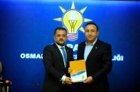 BALıKESIR ÜNIVERSITESI - Serkan Işık, Osmangazi'ye Aday...