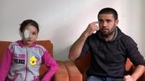 GÖZ KAPAĞI - Suriyeli Luceyn, Eski Güzelliğine Kavuşmayı Bekliyor