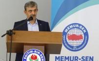 TOPLU SÖZLEŞME - Tekirdağ Eğitim-Bir-Sen 3. Olağan Genel Kongresi Yapıldı