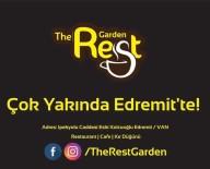 The Rest Garden Açılıyor