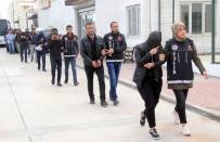 EV HAPSİ - Torbacı Karı-Koca Tutuklandı