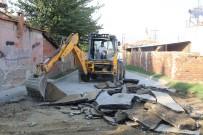 DOĞALGAZ - Turgutlu'da Çalışmalar Hız Kesmiyor