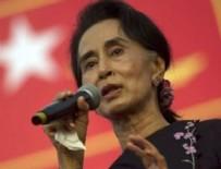 EV HAPSİ - Suu Çii'ye verilen ödül geri alındı