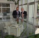 BURSA VALISI - Vali Canbolat'a BUÜ'nün Projeleri Anlatıldı