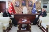 Vali'den Başkan Saraçoğlu'na İade-İ Ziyaret