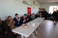 Vali Gündüzöz'den Şehit Ailesine Taziye Ziyareti