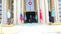 Venezuela Devlet Başkan Yardımcısı El Aissami Ankara'da