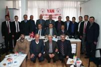 VESOB İlk Kez Yönetim Kurlu Toplantısını Bir İlçede Yaptı