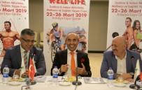 BİLEK GÜREŞİ - Well Life Fuarı Antalya'da Kapılarını Açacak
