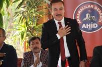 HİLMİ YAMAN - Yaman'a Ankaralılardan tam destek!