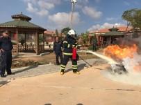 Yangın Eğitimleri Devam Ediyor