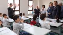 ALINUR AKTAŞ - Yarım Asırlık Okulda Muhteşem Dönüşüm