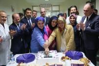 Yenidoğan Ünitesi'nde 'Dünya Prematüre Haftası' Nedeniyle Pasta Kesildi