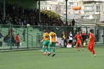 Yeşilyurt Belediyespor Grupta 2. Sıraya Yükseldi