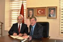 ÇALıŞMA VE SOSYAL GÜVENLIK BAKANLıĞı - Yıldırımhan, Trabzon Büyükşehir Belediye Başkan Aday Adaylığı İçin Başvurusunu Yaptı