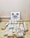 Yüksekova'da 52 Kilogram Baz Morfin Ele Geçirildi