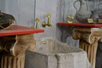811 Yıllık Selçuklu Hamamından Dünyanın İlk Bor Müzesine